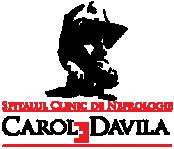 """Spitalul Clinic de Nefrologie """"Dr. Carol Davila"""" Bucuresti"""