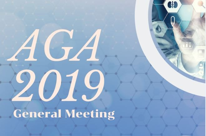 AGA 2019- General Meeting of the Members