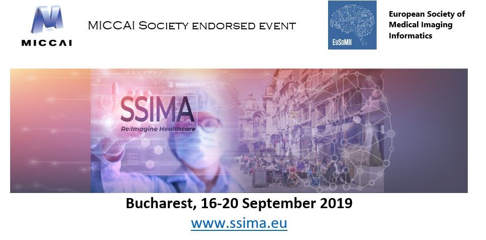 SSIMA Re: Imagine Healthcare- 16-20 of September 2019, Bucharest