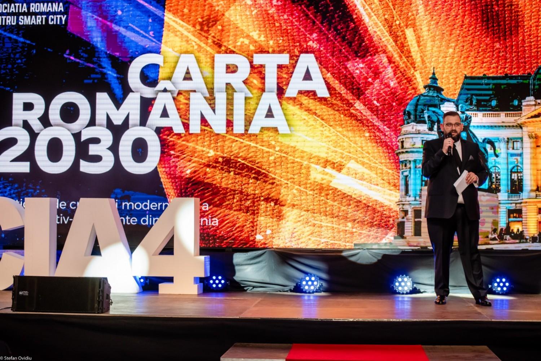 Smart City Industry Awards editia a v-a - Comunicat de presa