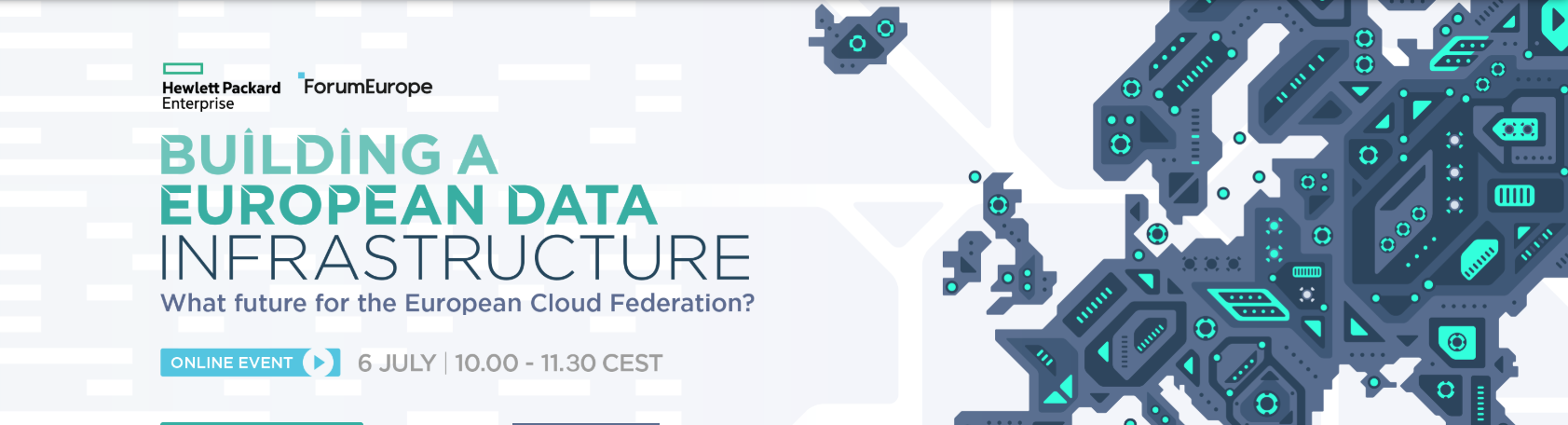 Building a European Data Infrastructure  What future for the European Cloud Federation?