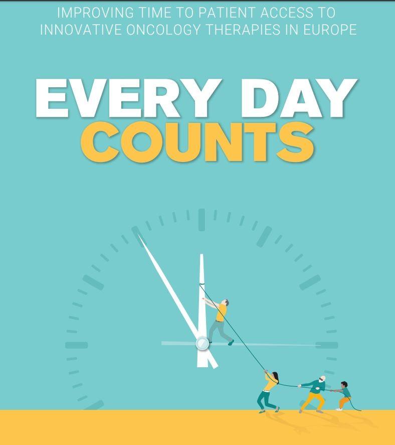 """Conferinta """"Fiecare zi contează: îmbunătățirea timpului pentru accesul pacienților la terapii oncologice inovatoare din Europa"""
