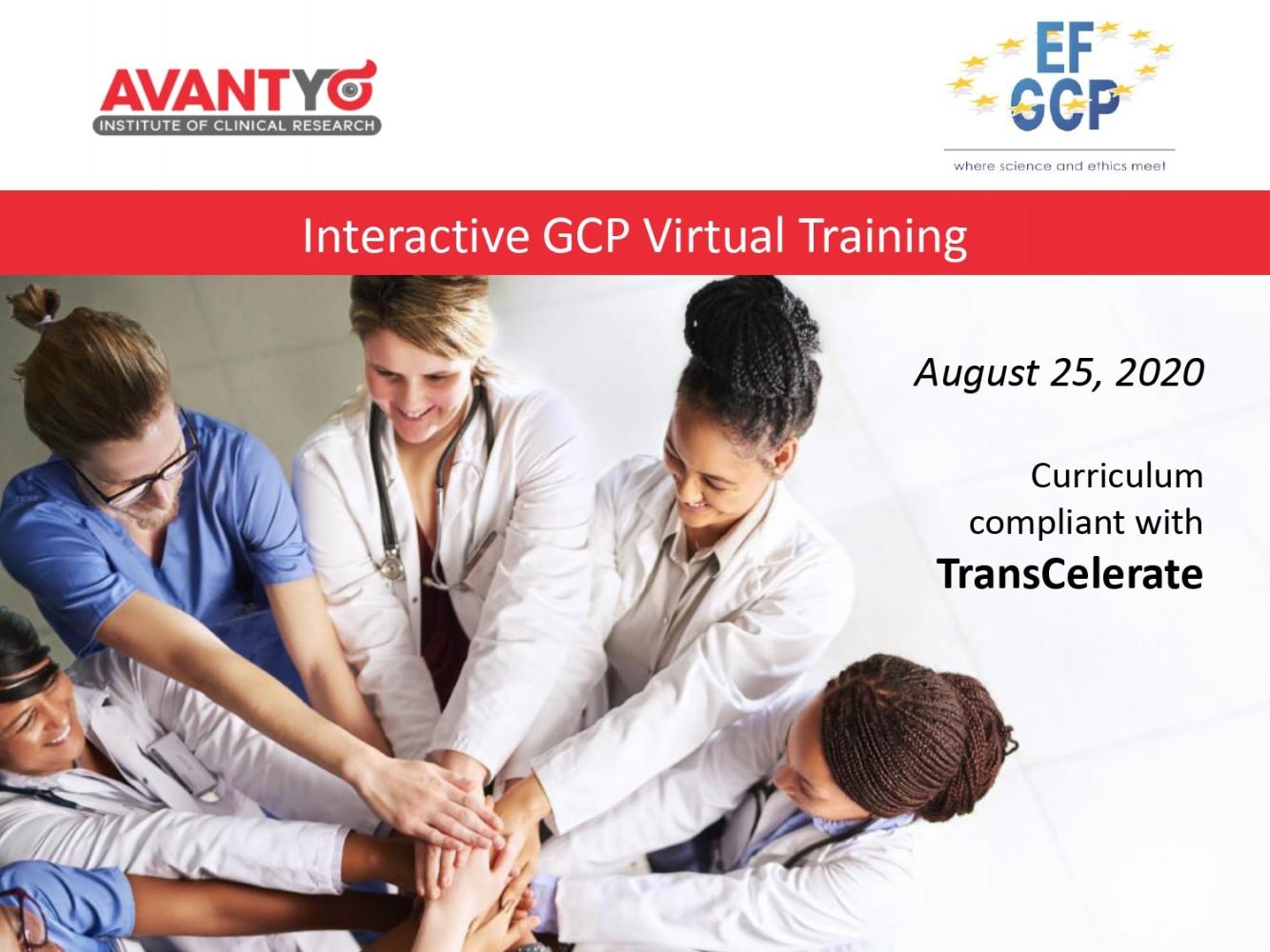 Cursuri de formare GCP